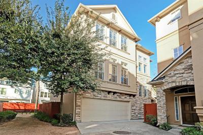 Houston Single Family Home For Sale: 1322 Bobbitt Place Lane
