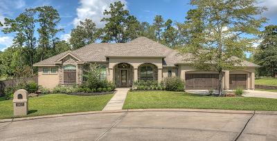 Conroe Single Family Home For Sale: 4857 West Fork Boulevard