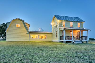 Austin County Country Home/Acreage For Sale: 13540 Turnbow Road