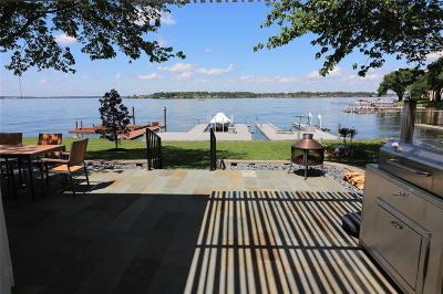 Willis Single Family Home For Sale: 1609 Schooner Point
