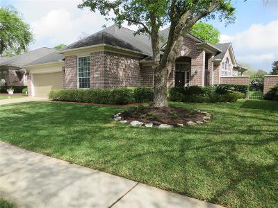 Missouri City Single Family Home For Sale: 9803 McMahon Court