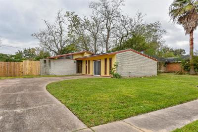 Houston Single Family Home For Sale: 2931 Almeda Plaza Drive
