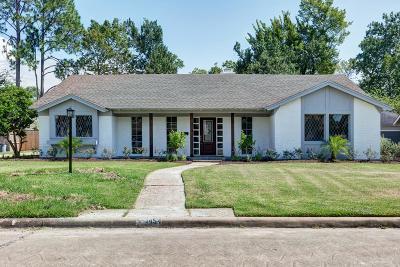 Nassau Bay Single Family Home For Sale: 1454 Davon Lane