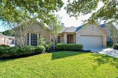 Katy Single Family Home For Sale: 26711 Abbey Springs Lane
