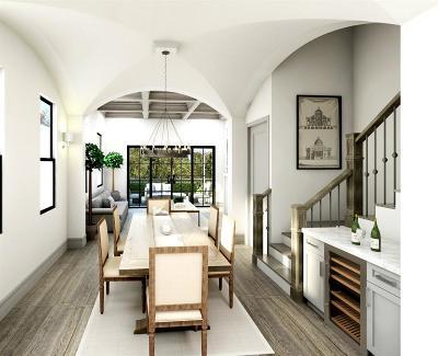 Houston Single Family Home For Sale: 1715 Holman Street