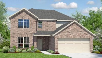 Rosenberg TX Single Family Home For Sale: $283,305