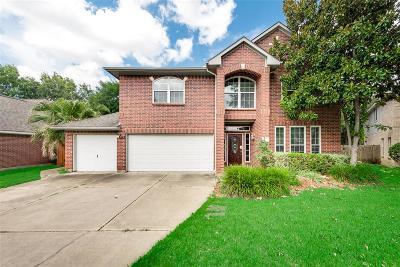 Spring Single Family Home For Sale: 17406 Edenwalk