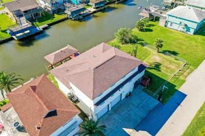 Bayou Vista Single Family Home For Sale: 412 Ling Street