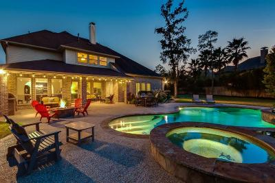 The Woodlands Single Family Home For Sale: 6 Mohawk Path