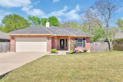 Galveston County, Harris County Single Family Home For Sale: 31902 Ironwood Drive