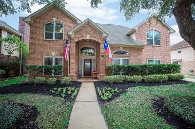 Richmond Single Family Home For Sale: 1522 Pecan Crossing Drive