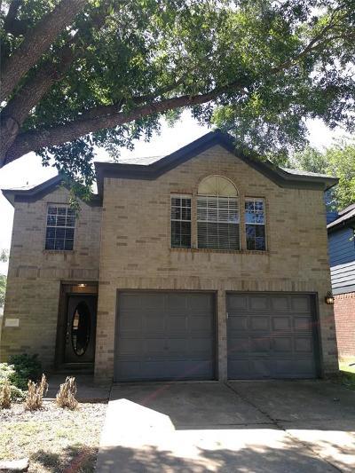 Rosenberg Single Family Home For Sale: 1809 Old Creek Drive