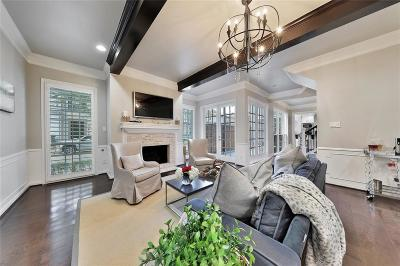 Houston Condo/Townhouse For Sale: 7630 Olympia Drive