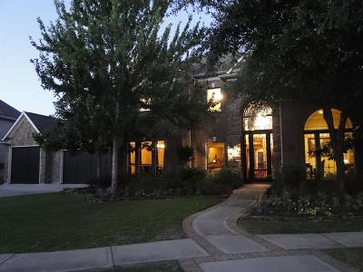 Sugar Land Single Family Home For Sale: 51 Hannahs Way Court