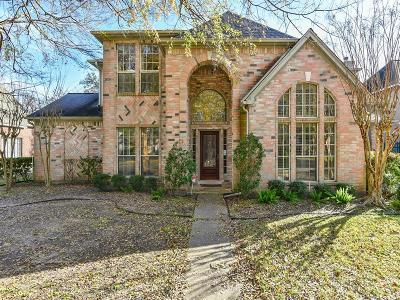 Sugar land Single Family Home For Sale: 910 Oakland Court