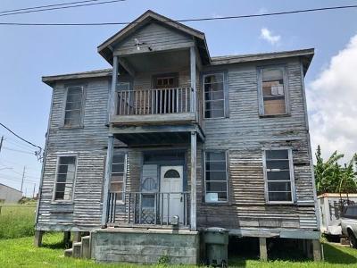 Galveston Single Family Home For Sale: 417 29th Street