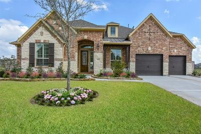 Tomball Single Family Home For Sale: 25406 Driftwood Harbor Lane