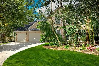 The Woodlands Single Family Home For Sale: 207 Maple Path Place