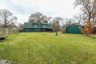 Spring Single Family Home For Sale: 7515 Treaschwig Rd