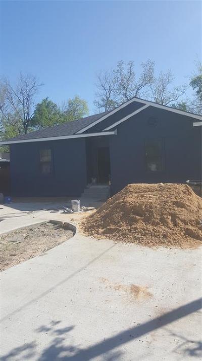 Houston Single Family Home For Sale: 4522 Newberry Street