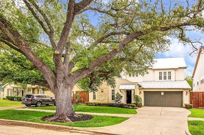 Houston Single Family Home For Sale: 9701 Mariposa Street