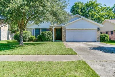Cypress Single Family Home For Sale: 13834 Rosetta Drive