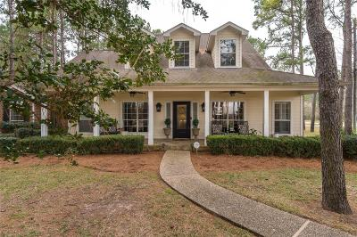 Harris County Single Family Home For Sale: 6235 Catron Crossing