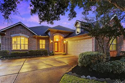 Sugar Land Single Family Home For Sale: 1823 Shadow Lake Drive