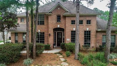 Kingwood Single Family Home Pending: 6123 Hidden Lakes Drive