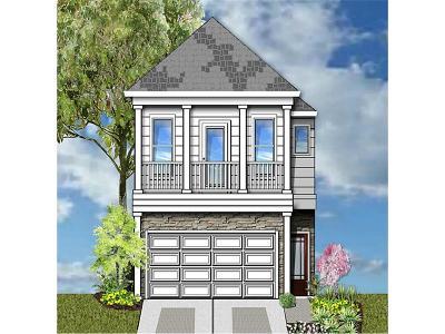Montrose Single Family Home For Sale: 516 Peden