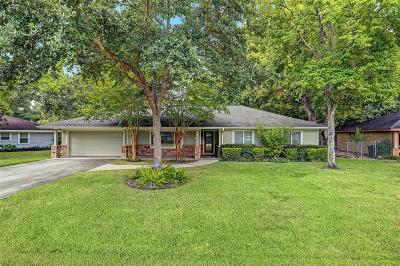 Houston Single Family Home For Sale: 8746 Banzer Street