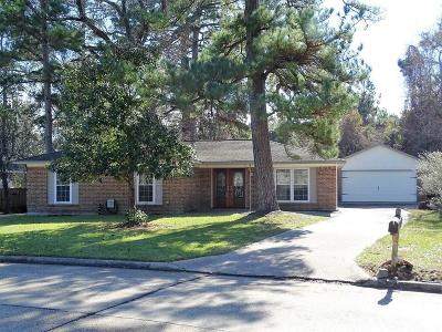 Montgomery Single Family Home For Sale: 167 Lakeside Drive