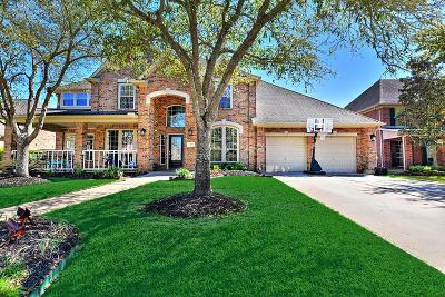 Katy Single Family Home For Sale: 23807 Enchanted Crossing