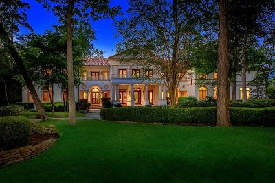 The Woodlands Single Family Home For Sale: 39 Grand Regency Circle