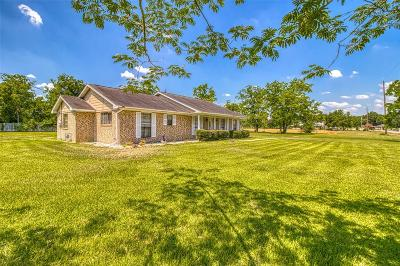Pearland Single Family Home For Sale: 5503 Greenhill Road