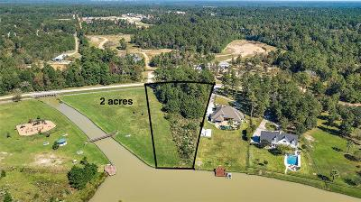 Magnolia Residential Lots & Land For Sale: 31702 Edgewater Dr