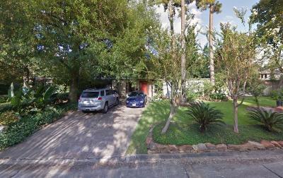 Houston Single Family Home For Sale: 1222 Krist Drive