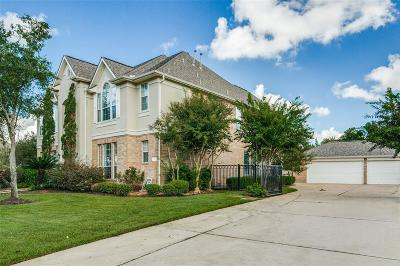 Sugar Land Single Family Home For Sale: 5110 Riverstone Crossing Dr