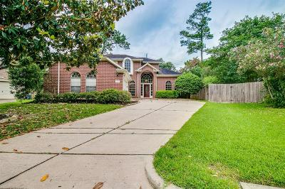Cypress Single Family Home For Sale: 13910 Sandalin Court