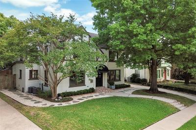Houston TX Single Family Home For Sale: $1,350,000