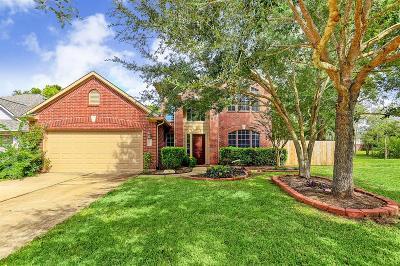 Missouri City Single Family Home For Sale: 10411 Village Lake Drive