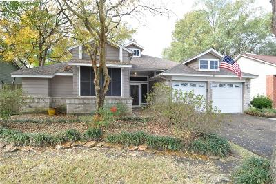 Kingwood Single Family Home For Sale: 5427 Maple Square Drive