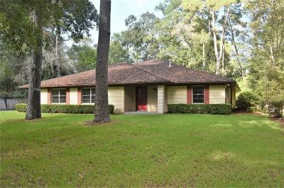 Dickinson Single Family Home For Sale: 3311 Maple Drive