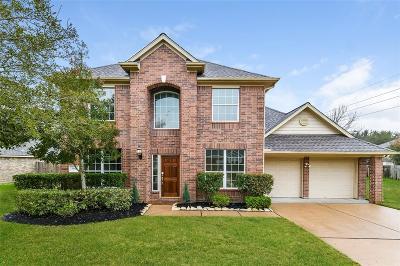 Missouri City Single Family Home For Sale: 9802 Hawkins Lane
