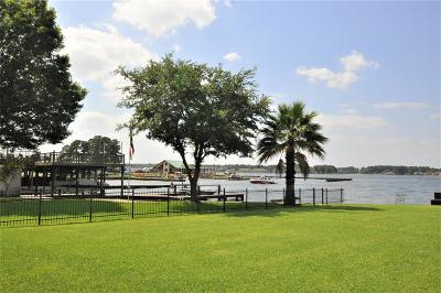 Conroe Single Family Home For Sale: 2617 Sand Shore Drive