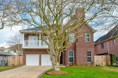 Bellaire Single Family Home For Sale: 109 Whipple Drive