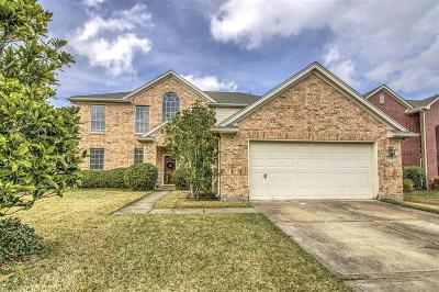 Seabrook Single Family Home For Sale: 1211 Elmhurst Trails Lane