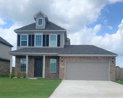 Galveston County Rental For Rent: 3204 Youngs Meadow Lane