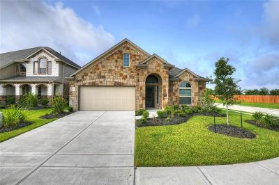 Katy TX Single Family Home For Sale: $327,500