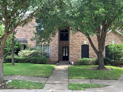 Richmond Single Family Home For Sale: 6407 Miners Bend Court